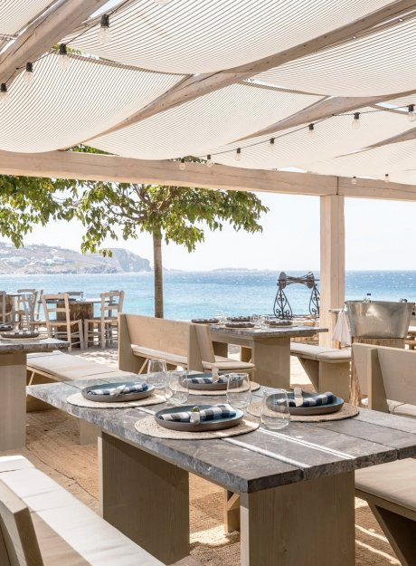 Beefbar On The Coast <br> Mykonos Bill & Coo
