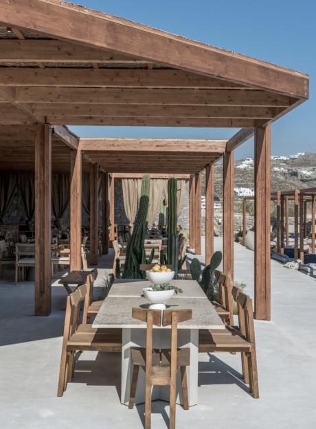 Rocabella Hotel <br> MYKONOS