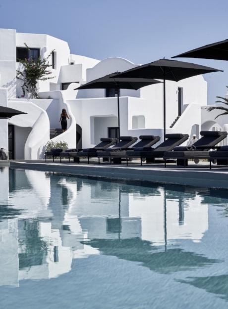OMMA Hotel <br> SANTORINI